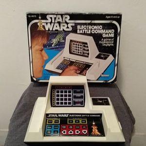 Vintage 1977 Star Wars Battle Command w/ Box